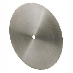 "Picture of P 7929 - Saw Blade, 10"" x 200 Teeth, Carbon Tool Steel"