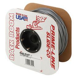 "Picture of P 7945 - Screen Retainer Vinyl Spline, .185"" Round, Gray, 250' per roll."