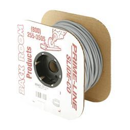 "Picture of P 7947 - Screen Retainer Vinyl Spline, .185"" Round, Gray, 500' per roll."