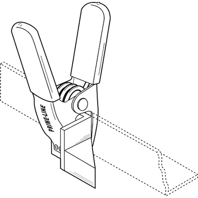 Picture of P 8079 - Chop-Saw Fence Clamp, 1 ea.