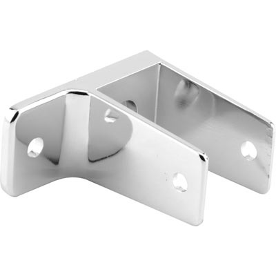 """Picture of PH 17017 - One-ear Wall Bracket, 1-1/2"""" HC, For 1"""" Panels, Diecast"""