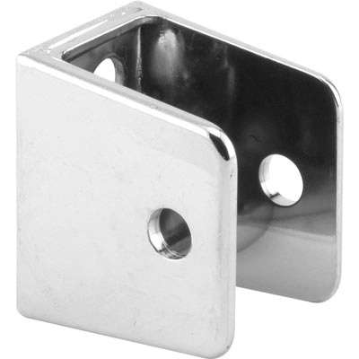 """Picture of PH 17019 - """"U"""" Bracket, for 1"""" Panels, Diecast, Chrome Plated"""