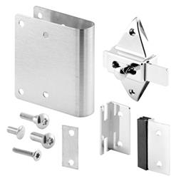 "Picture of PH 17199 - Partition Latch Repair Kit, 1"", Stainless Steel, Inswing Dr"