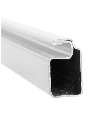 Picture of PL 14042 - 3/4 inch x 7/16 inch Prime-Line Screen Frame, .020, White, 94 inches long