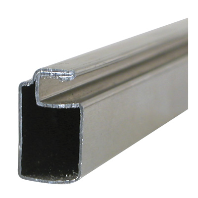 Picture of PL 14053 - 3/4 inch x 3/8 inch Prime-Line Screen Frame, .020, Mill Finish, 72 inches long