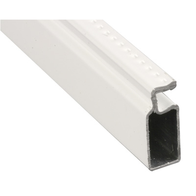 Picture of PL 14074 - 3/4 inch x 5/16 inch Prime-Line Screen Frame, .020, White, 72 inches long