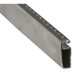 Picture of PL 14089 - Prime-Line 1/4 inch x 3/4 inch .020 Roll Formed Screen Frame, Mill, 72 inches long
