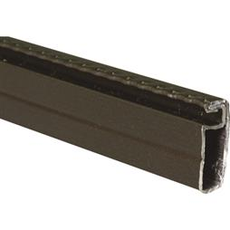 Picture of PL 14093 - Prime-Line 1/4 inch x 3/4 inch .020 Roll Formed Screen Frame, Bronze, 94 inches long