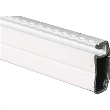 Picture of PL 14094 - Prime-Line 1/4 inch x 3/4 inch .020 Roll Formed Screen Frame, White, 94 inches long