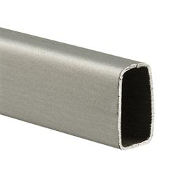 "Picture of PL 14134 - Spreader Bar, 5/16"" x 7/8"" x 72"", Alum., Mill"