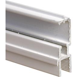 Picture of PL 14194 - Prime-Line Bottom Window  Frame, 11/32 inch x 1-1/4 inch x 72 inch, Extrud. Alum, White