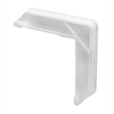 Picture of PL 14332 - Prime-Line 5/8 inch x 5/16 inch Screen Frame Corner, Tan Plastic, 20 per box