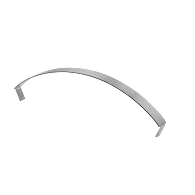 Picture of PL 14624 - Prime-Line Flat Tension Springs, 3-1/8 inch, Spring Steel, Zinc Plated, 25 per tub