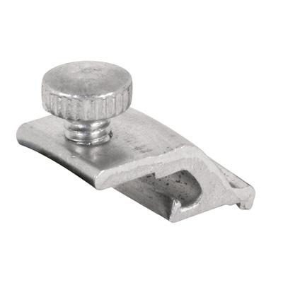 "Picture of PL 14792 - STORM DOOR CLIP, 1/4"" SELF-LOCKING, MILL"