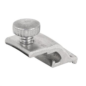 "Picture of PL 14792 - STORM DOOR CLIP, 1/4"" SELF-LOCKING, MILL"