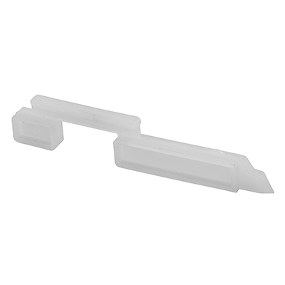 Picture of PL 15358 - Prime-Line Nylon Slide Bolts for Storm Windows, Right Hand, 20 per tub