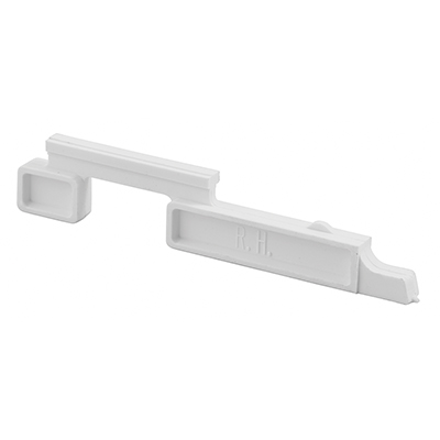 Picture of PL 15362 - Prime-Line Nylon Slide Bolts for Storm Windows, Right Hand, 20 per tub