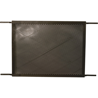 Picture of PL 15516 - Prime-Line Hinged Screen Door Grille, 34-1/2 inch, Molded Plastic, Bronze