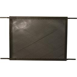 Merveilleux PL 15516   Prime Line Hinged Screen Door Grille, 34 1/2 Inch, Molded  Plastic, Bronze