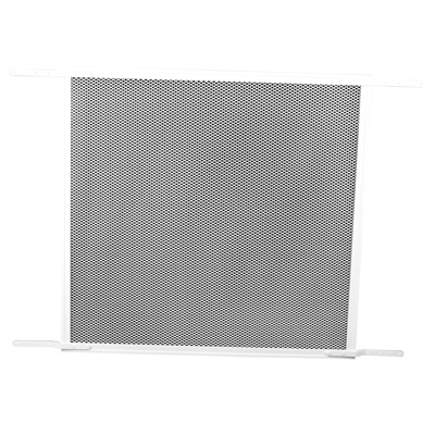 Picture of PL 15933 - Prime-Line Hinged Screen Door Grille, 30 to 36 inch, Aluminum, White