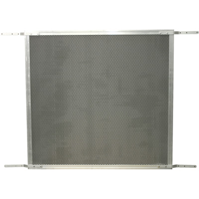 Picture of PL 15936 - Prime-Line Sliding Screen Door Grille, 36 inch, Aluminum, Satin