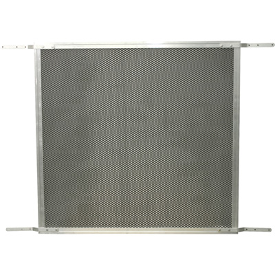Picture of PL 15940 - Prime-Line Sliding Screen Door Grille, 48 inch, Aluminum, Satin Silver