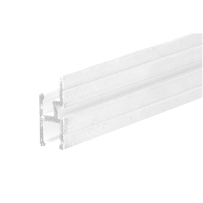 Picture of PL 15970 - Prime-Line Side and Top Window Frame, Triple Track Frame, White Paint, 72 inches long