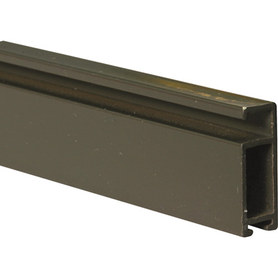 Picture of PL 15975 - Prime-Line 5/16 inch Extruded Aluminum Screen Frame, .038, Bronze, 96 inch long