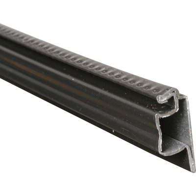Picture of PL 16363 - Prime-Line 5/16 inch Lip frame, Roll Formed Aluminum, .025, Bronze, 94 inches long