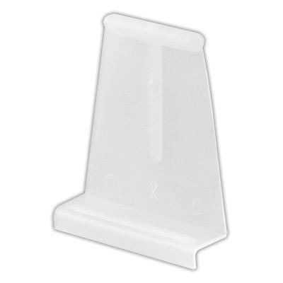 Picture of PL 7756 - Prime-Line Spline Channel Pull Tab, White, 6 per card