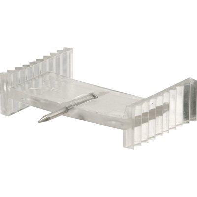 Picture of PL 7981 - Prime-Line Window Grid Retainer, 7/8 inch, Clear Plastic, 6 per card