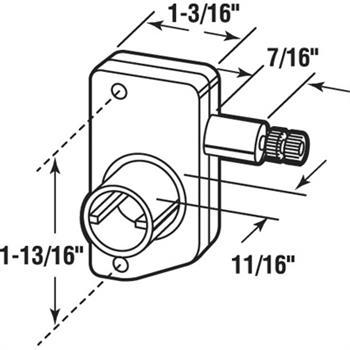 r 7023 rv window slant sill mini operator right hand Fuel Diagram