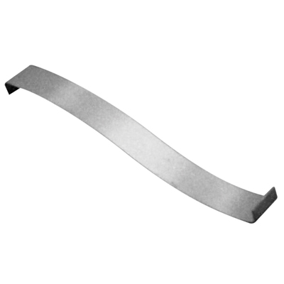 """Picture of S 4072 - LOUVER WINDOW SAFETY CLIP, 4-1/2"""" GLASS"""