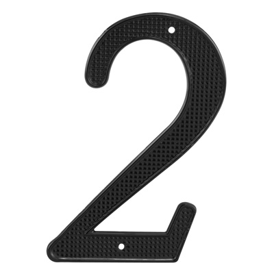 """Picture of S 4112 - House Numbers (4-1/4"""")"""