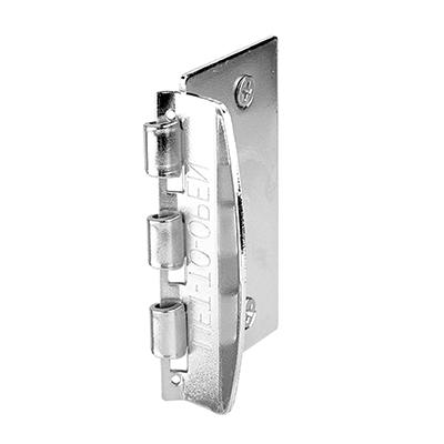 """Picture of S 4151 - """"flip-it"""" Door Lock (Chrome Finish)"""