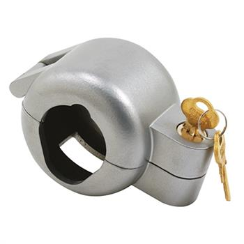 Picture of S 4181 - Lever Handle Lock-Out Device, Diecast, Gray Paint