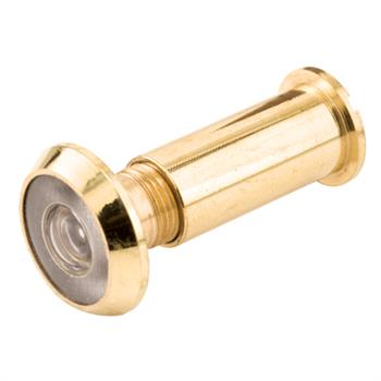 S 4244 Door Viewer 9 16 Quot X 200 Deg Brass Housing And
