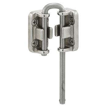 S 4380 Sliding Door Loop Lock 13 16 Quot Stainless
