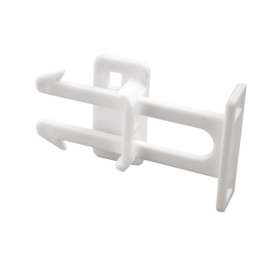 Picture of S 4439 - Drawer Catches  (white)