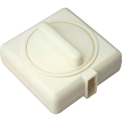 Picture of S 4446 - Electrical Cord Shortener, plastic, Ivory