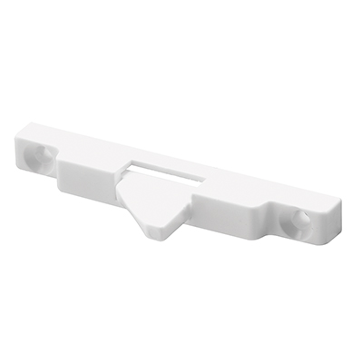 Picture of S 4600 - Sliding Vinyl Window Vent Stop, 2-1/4 in. Hole Center Spacing (2-pack)