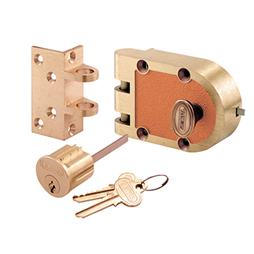 Picture of SE 15311 - Solid Bronze Single Cylinder Deadlock