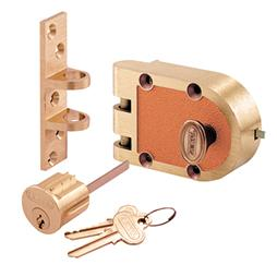Picture of SE 15321 - Solid Bronze Single Cylinder Deadlock