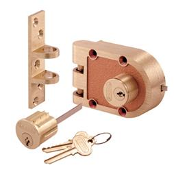 Picture of SE 19321 - Silod Bronze Double Cylinder Deadlock