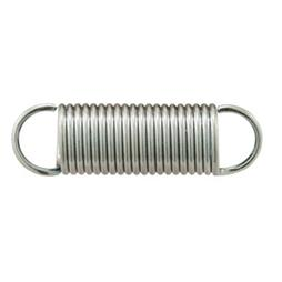 "Picture of SP 9602 - Ext. Spring, 7/16""x 1-1/2""x .047, Steel, Single Loop, Closed"