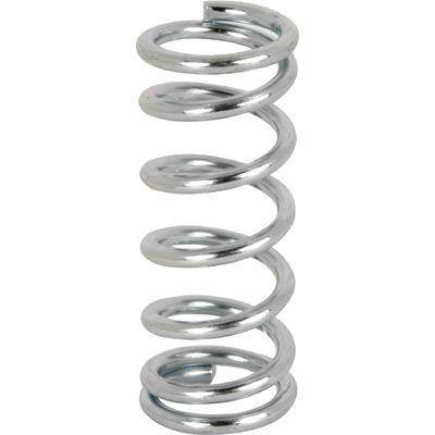 Picture of SP 9707 - Compression Spring, 9/16 inch x 1-3/8 inch x .072 Wire Diameter, Spring Steel, Pack of 2