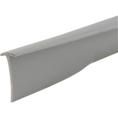 Picture of T 8680 - Storm Door Bottom Sweep Seal, Gray Vinyl, 37 inch Length, T-Style Design
