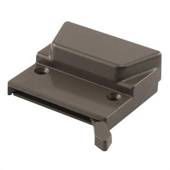 Picture of TH 23053 - Low Profile Sash Lock, Non- Handed, Bronze, Keeper & Screws, 1 per pkg.
