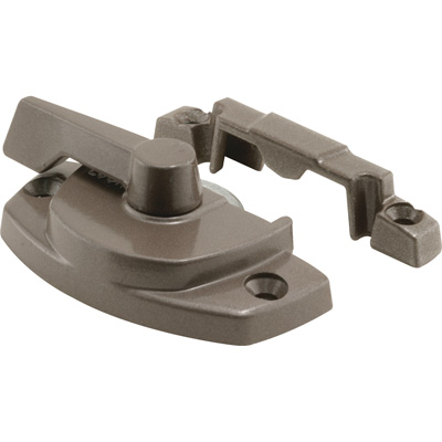 Picture of TH 23080 - Entrygard II Cam Lock, 2-1/16 inch Hold Centers, Diecast Zinc, with Lugs, Bronze