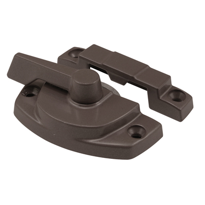 Picture of TH 23082 - Entrygard II Cam Lock, 2-1/16 inch Hold Centers, Diecast Zinc, Bronze